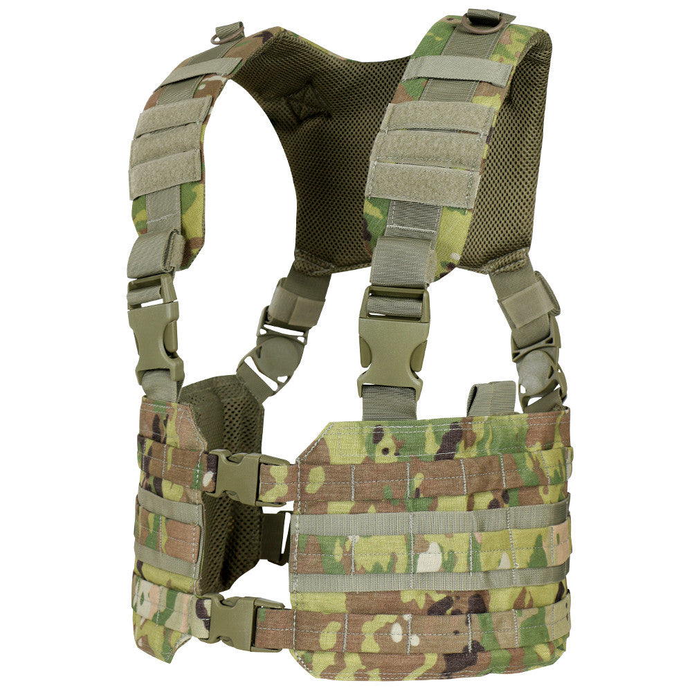 Condor MCR7-800 Ronin Chest Rig- Scorpion