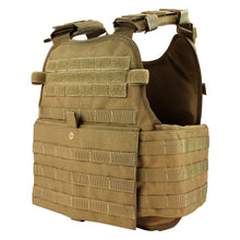 Condor MOPC Operator Plate Carrier