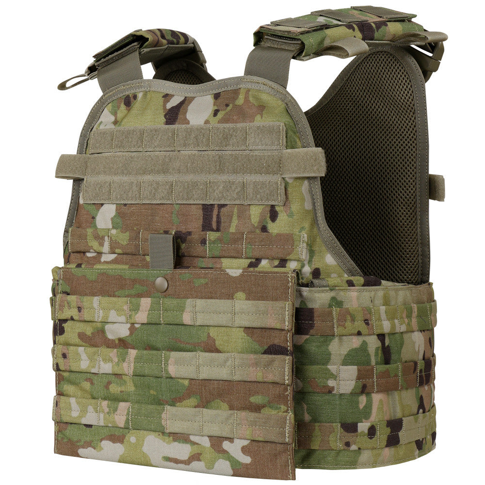 Condor Modular Operator Plate Carrier With Scorpion OCP- MOPC-800
