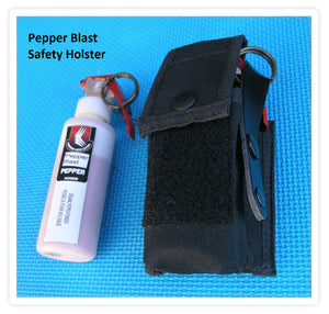 PEPPER BLAST DEVICE