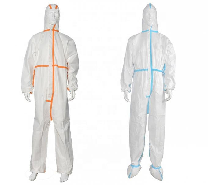Single-Use Protective Medical Clothing