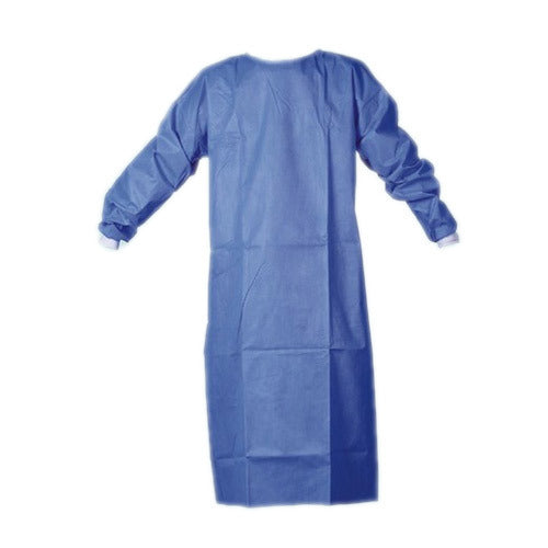 Disposable Ribbed Surgical Gown