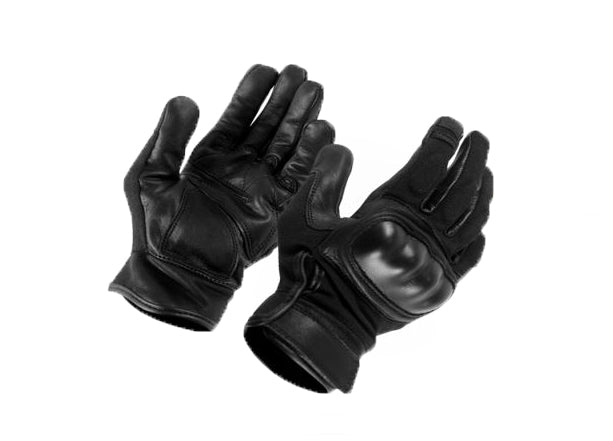 SecPro Superior Service Hard Knuckle Leather Gloves