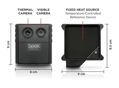 Seek Scan Body Temperature Screening System