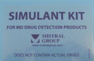 Simulants Kit Explosives Detection Kit