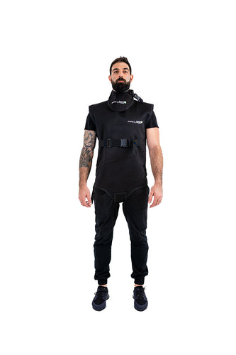 The Demron One-Ply Radiation Tactical Torso Vest