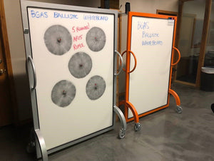 Ballistic White Board