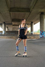 Coco | BTFL Sneaker Roller Skate | Quad Roller Skates | Designed by Women for Women