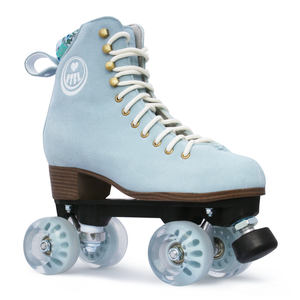 Refurbished | Scarlett Pro | BTFL Classic Artistic Roller Skates | Quad Roller Skates | Designed by Women for Women