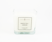 White Tea + Ginger Classic Collection Candle - Lyla Taylor Boutique