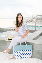 Whale Tote Bag - Lyla Taylor Boutique