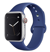 Silicone Band Bracelet Strap Bands For Apple Watch