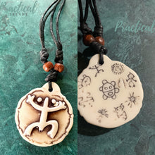 Coquí Taíno Pendant Necklace