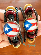 PR Flag Layered Bracelet