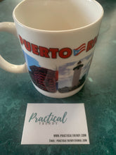 Puerto Rican Places Mug