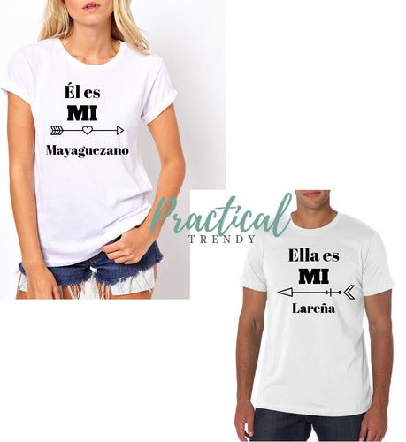 PR Match Couples Shirts