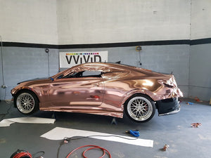 VVIVID VINYL 2020 VVIVID+ CONFORM CHROME ROSE GOLD
