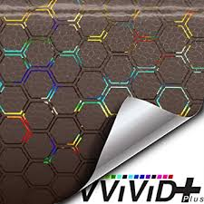 VVIVID VINYL 2020 BIO PULSE HEX+ SMOKE AIR-TINT HEADLIGHT TINT | V326