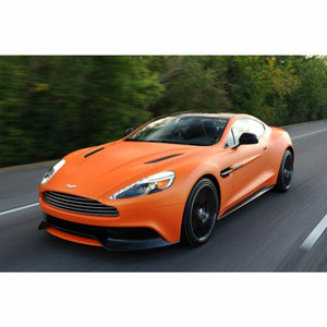 3M 1080 SCOTCHPRINT MATTE ORANGE VINYL WRAP | M54