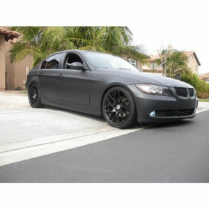 3M 1080 SCOTCHPRINT MATTE BLACK VINYL WRAP | M12