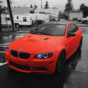 3M 1080 SCOTCHPRINT MATTE RED VINYL WRAP | M13