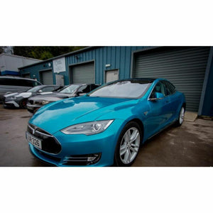 3M 1080 SCOTCHPRINT GLOSS ATOMIC TEAL VINYL WRAP | G356
