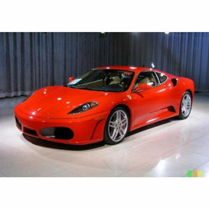3M 1080 SCOTCHPRINT GLOSS HOT ROD RED VINYL WRAP | G13