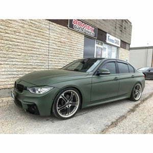 3M 1080 SCOTCHPRINT MATTE MILITARY GREEN VINYL WRAP | M26
