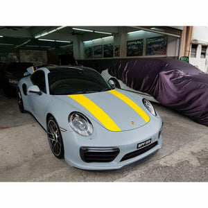 3M 1080 SCOTCHPRINT SATIN BATTLESHIP GRAY VINYL WRAP | S51