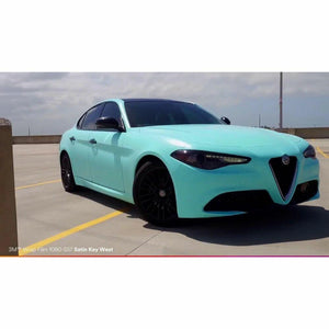 3M 1080 SCOTCHPRINT SATIN KEY WEST VINYL WRAP | S57