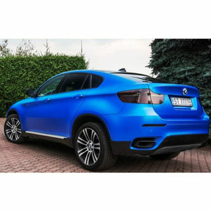 3M 1080 SCOTCHPRINT SATIN PERFECT BLUE VINYL WRAP | S347
