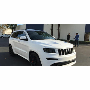 3M 1080 SCOTCHPRINT SATIN WHITE VINYL WRAP | S10
