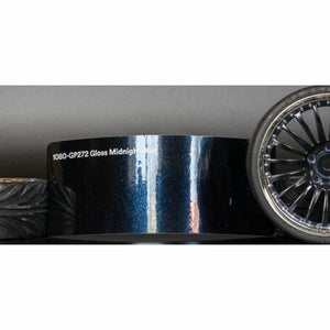 3M 1080 SCOTCHPRINT GLOSS MIDNIGHT BLUE VINYL WRAP | GP272