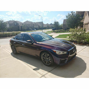 3M 1080 SCOTCHPRINT GLOSS FLIP DEEP SPACE VINYL WRAP | GP278