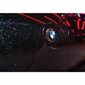 3M 1080 SCOTCHPRINT GLOSS GALAXY BLACK VINYL WRAP | GP292