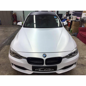 3M 1080 SCOTCHPRINT SATIN FROZEN VANILLA VINYL WRAP | SP240