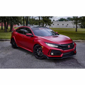 3M 1080 SCOTCHPRINT SATIN VAMPIRE RED VINYL WRAP | SP273
