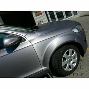 3M 1080 SCOTCHPRINT BRUSHED STEEL VINYL FLEX WRAP | BR201