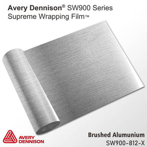 AVERY SW900 SUPREME BRUSHED ALUMINUM METALLIC | SW900-812-X