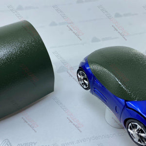 AVERY DENNISON SW900 SUPREME RUGGED MARSH GREEN VINYL WRAP | SW900-738-X