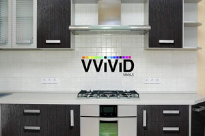 VVIVID VINYL EBONY WOOD GRAIN ARCHITECTURAL FILM