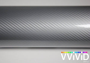 VVIVID VINYL XPO EPOXY SILVER CARBON ARCHITECTURAL FILM ( INTERIOR USE ONLY )
