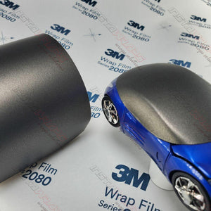 3M 1080 SCOTCHPRINT MATTE CHARCOAL METALLIC VINYL WRAP | M211