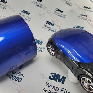 3M 1080 SCOTCHPRINT GLOSS COSMIC BLUE VINYL WRAP | G377
