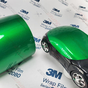3M 1080 SCOTCHPRINT GLOSS GREEN ENVY VINYL WRAP | G336