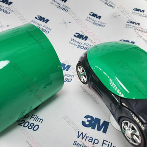3M 1080 SCOTCHPRINT GLOSS KELLY GREEN VINYL WRAP | G46
