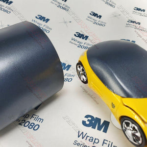 3M 1080 SCOTCHPRINT SATIN THUNDERCLOUD VINYL WRAP | S271