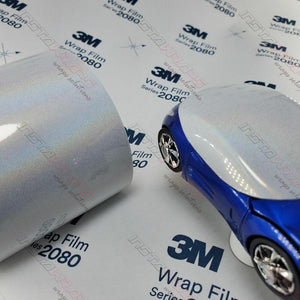 3M 1080 SCOTCHPRINT GLOSS FLIP GHOST PEARL VINYL WRAP | GP280