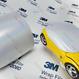 3M 1080 SCOTCHPRINT SATIN FLIP GHOST PEARL VINYL WRAP | SP280
