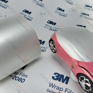3M 1080 SCOTCHPRINT SATIN PEARL WHITE VINYL WRAP | SP10